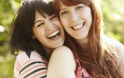 Strategy One for a Happy Lesbian Relationship: Accept Yourself
