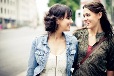 Strategy 12 – Happy Lesbian Couples Communicate Feelings