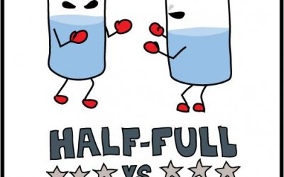 Strategy 24:  The Glass Half Full Relationship