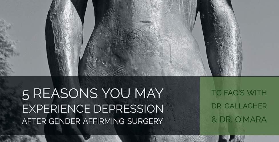 depression after surgery