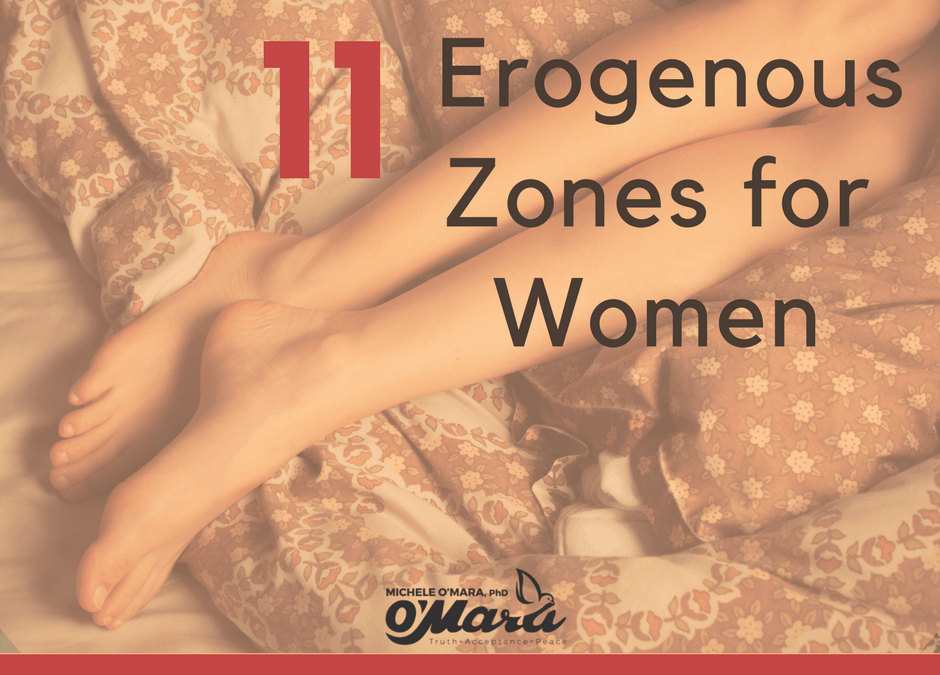 11 Erogenous Zones – Tips for Lesbian Sex