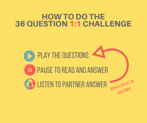 36 Questions To Fall in Love went viral, but does it work?