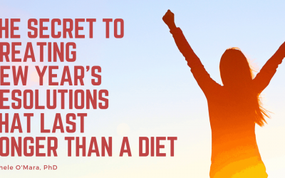 The Secret to New Year's Resolutions that Last Longer than A Diet