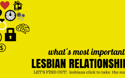 Survey Results: Most Important Lesbian Relationship Goals