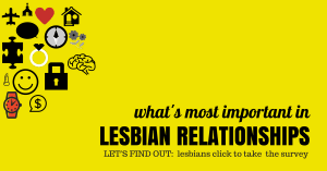 #1 Desire in Lesbian Relationships is to Feel Loved