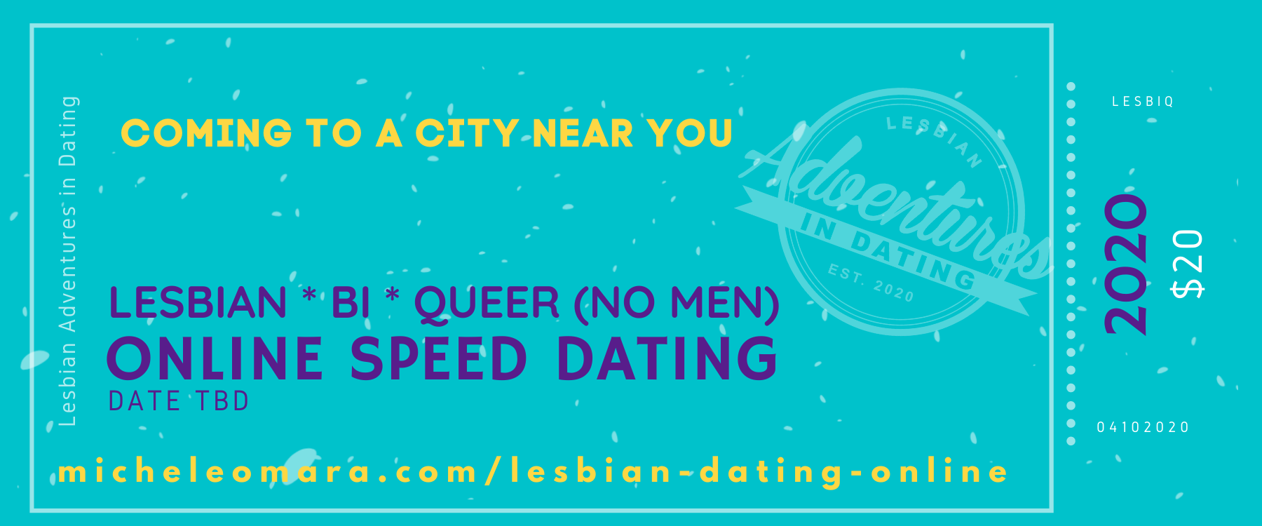 lesbian speed dating, lesbian dating